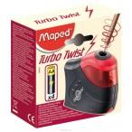 Точилка Maped Turbo Twist электр., 1 отв., контейнер