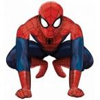 Шар воздушный Человек-паук, фигура, 37''/94см..
