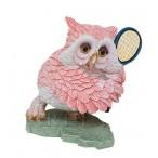 Фигура ''Сова-теннисистка''