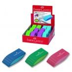 Ластик Faber Castell фигурный, яркие цвета