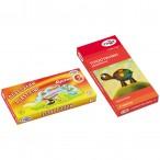 Пластилин 06цв. ГАММА Мультики 120гр