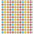 Бумага упаковочная Cards for you and Me Пончики