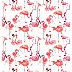 Бумага упаковочная Cards for you and Me Фламинго
