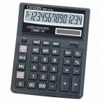 Калькулятор CITIZEN SDC-414 II, 14 разряд., 220*160*43 мм, европодвес