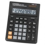 Калькулятор CITIZEN SDC-444S, 12 разряд., 153*30,5*199 мм, европодвес