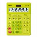 Калькулятор Casio GR-12 оливковый, 12 разряд., 15,5х20,9х3,5