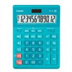 Калькулятор Casio GR-12 голубой, 12 разряд., 15,5х20,9х3,5