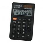 Калькулятор CITIZEN SLD-200NR, 8 разряд., 98*60*10 мм