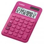 Калькулятор Casio MS-20UC-RD-S-EC красный, 12 разряд., настольный, 105х150х23