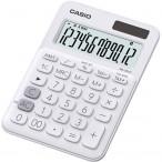 Калькулятор Casio MS-20UC-WE-S-EC белый, 12 разряд., настольный, 105х150х23