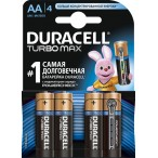 Батарейка Duracell Ultra Power LR6-4BL