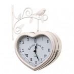 Часы настенные 28х33см., циферблат 20х17см.