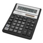 Калькулятор CITIZEN SDC-888 XBK, 12 разряд., черный, 203*160*31 мм, европодвес