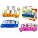 Развивающая игра Рыжий Кот Bright Kids.Автобус знаний Домашние животные  (развивающие пазлы)