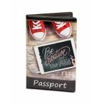 Обложка д/паспорта Миленд Креатив ПВХ, slim