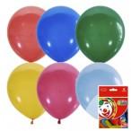 Набор шаров воздушных Occidental Стандарт 10 шт., ассорти, 12''/30см., пастель, декоратор, латекс