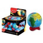 Точилка Maped Globe 1отв., контейнер