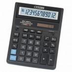 Калькулятор CITIZEN SDC-888 T II, черный, 12 разряд., 203,2x158x31 мм, европодвес