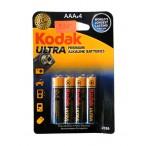 Батарейка Kodak Max Uitra digital  LR 03-4BL
