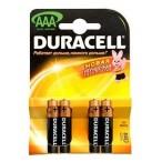 Батарейка Duracell Basic LR03-4BL