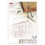 Папка д/черчения А4 10л. Хатбер Архитектура