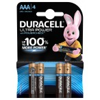 Батарейка Duracell Ultra Power LR03-4BL