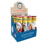 Хлопушка Феникс-Презент разноцветное конфетти, пожелания, 20см., пневмо(сжат.воздух)